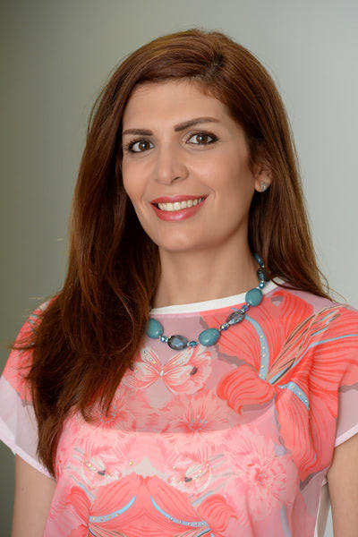 Photo of Ola Sukkarieh-Haraty, Ph.D., M.P.H., RN