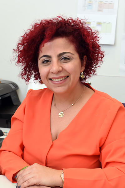 Photo of Zeina El-Jordi, M.S.N., RN